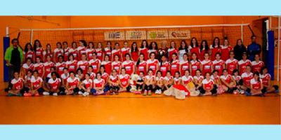 Som patrocinador principal dels equips de Vic Voleibol Callís